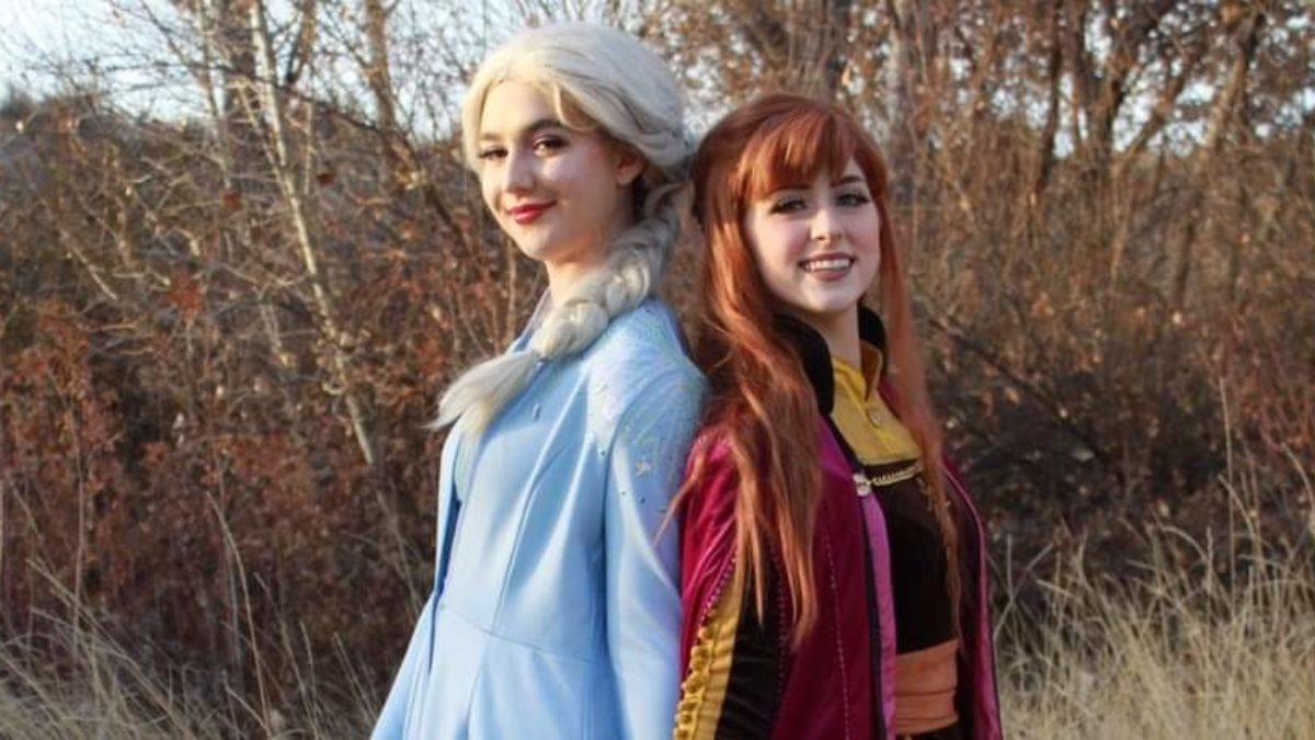 Frozen2 cast members