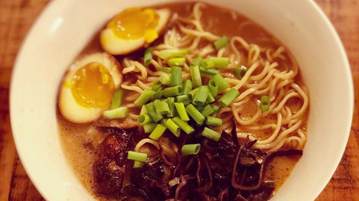 Noodle Monster Ramen