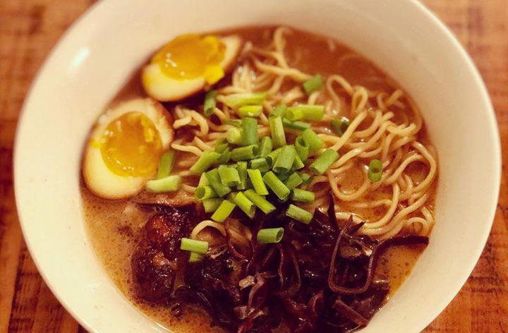 Noodle Monster Ramen Pop Fundraiser in CHOW
